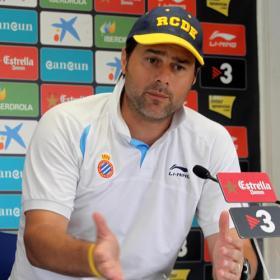 Pochettino puede abandonar el Espanyol