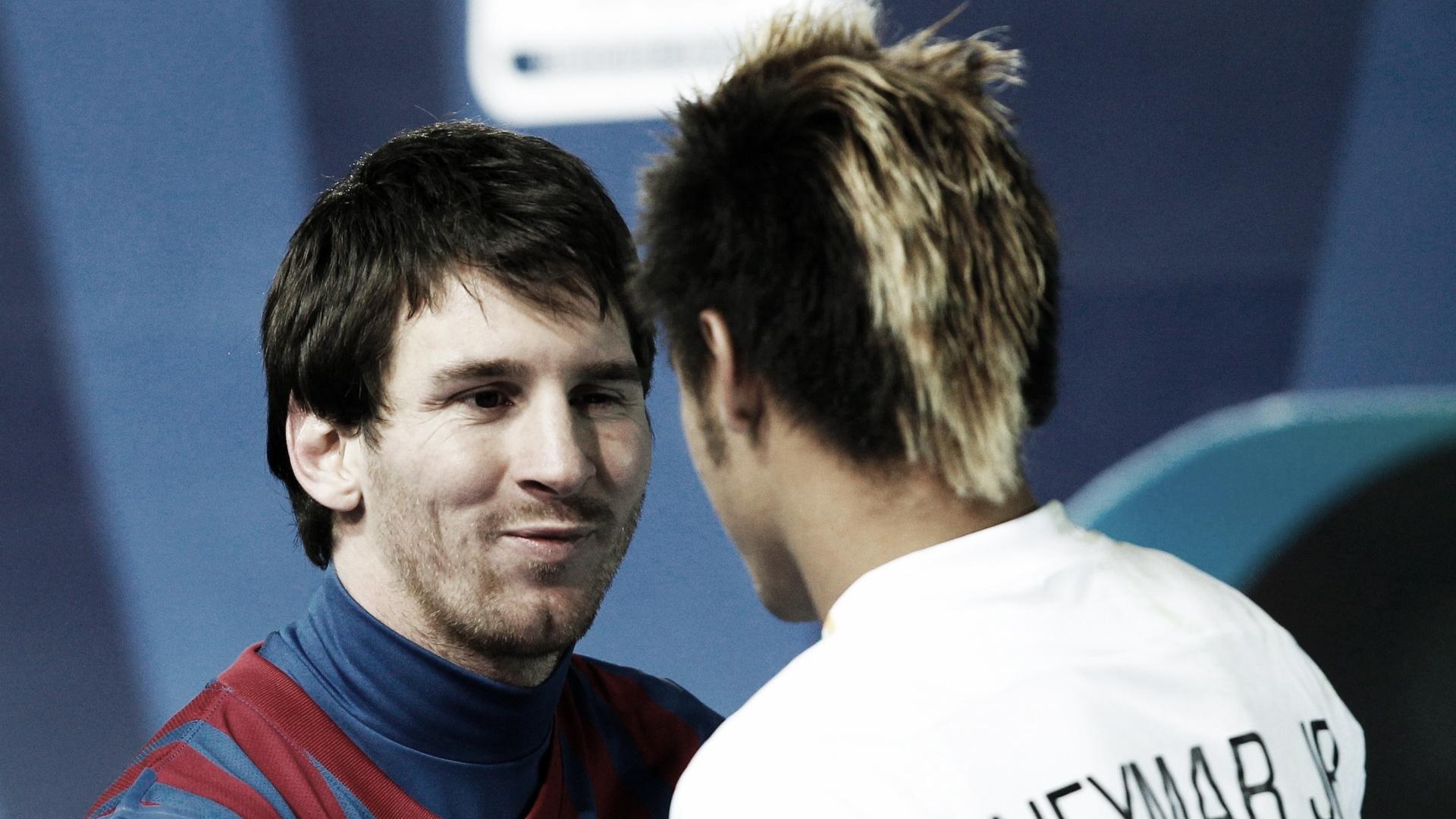 ¿Confirmación del fichaje de Neymar por el Barcelona?