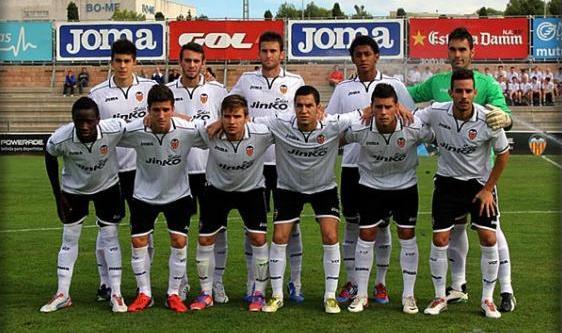 El Valencia CF Mestalla no carbura