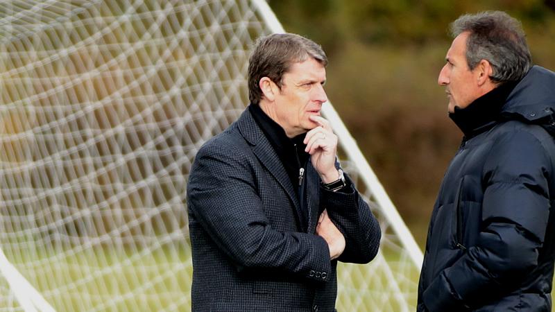 Txiki Beguiristain, nuevo director deportivo del Manchester City