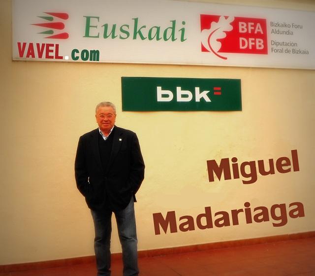 """Miguel Madariaga: """"Si no encontramos un patrocinador en seis meses, el equipo desaparecerá"""""""