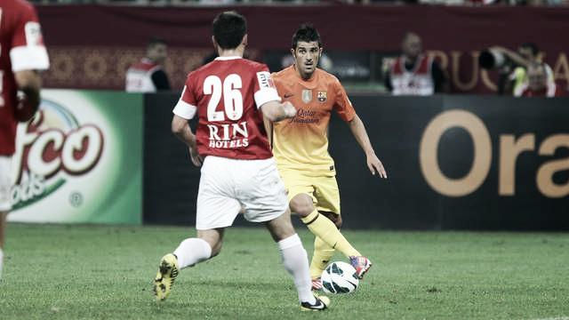 """David Villa: """"Mi objetivo no es ser el de antes, quiero ser mejor"""""""