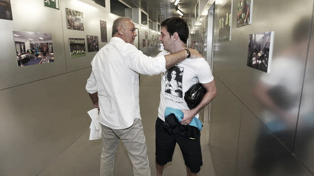 El nuevo Barcelona de Vilanova se prepara para empezar a trabajar