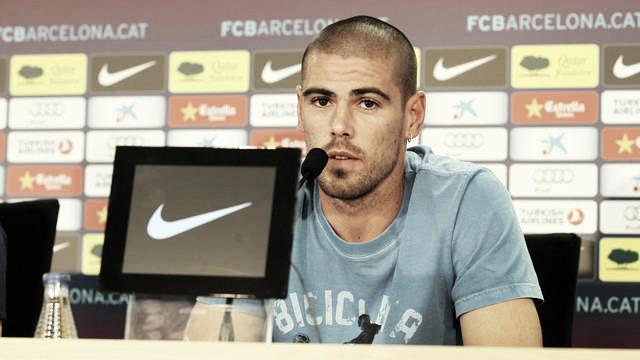 """Valdés: """"Es mi undécima temporada y nunca me he sentido ni me sentiré titular"""""""