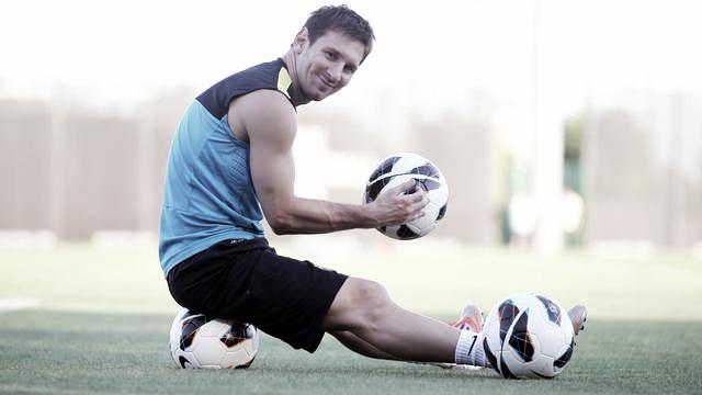 Tito Vilanova recupera efectivos para preparar el debut liguero