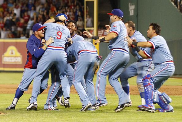 El pitcheo de los Rangers de Texas domó a los Tigres de Detroit