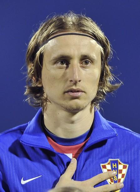Modric no aparece por el entrenamiento del Tottenham