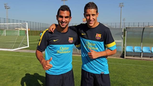 Montoya y Tello se reincorporan a la pretemporada