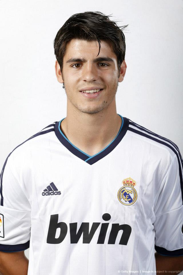 Listos los dorsales del Real Madrid Castilla para la temporada 2012/13