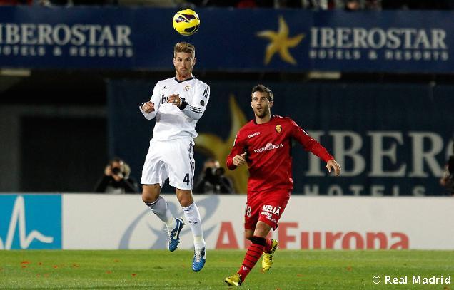 Ramos y Morata hablaron sobre la goleada del Real Madrid al Mallorca