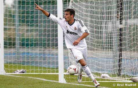 Real Madrid C 1-0 Coruxo: Ramírez le da al filial su segundo triunfo en casa