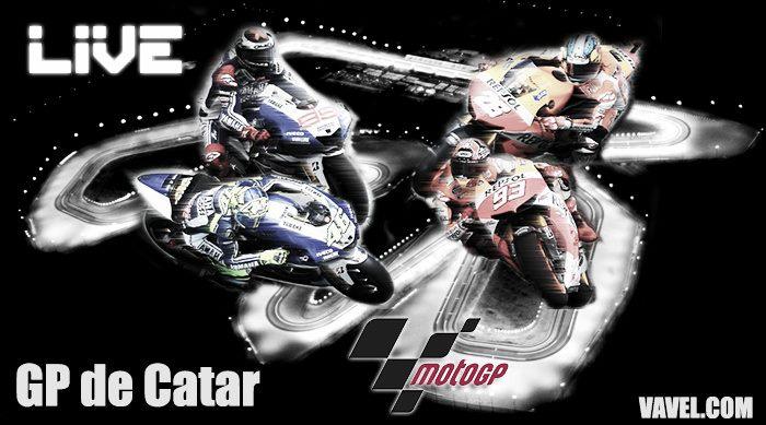 GP de Catar: carrera de MotoGP, así lo vivimos