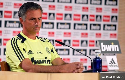 "Mourinho: ""El objetivo es ser campeones"""