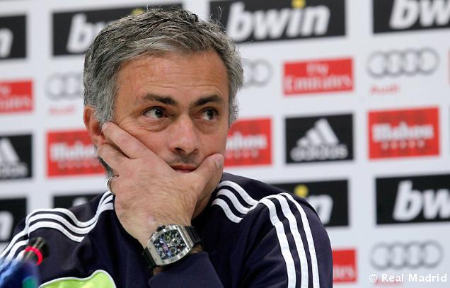 """Mourinho: """"Debemos dar el máximo en cada partido que juguemos"""""""