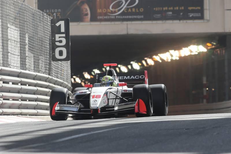 WSR FR3.5 - Monaco : Müller en patron