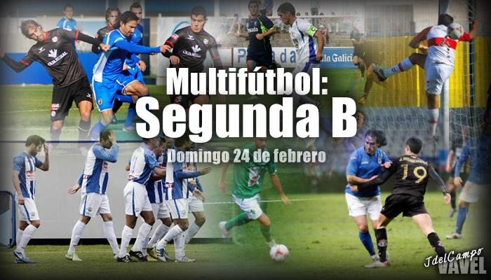 Multifútbol: Segunda División B, así lo vivimos