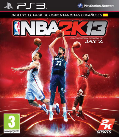 NBA 2K13, el juego más español de la saga 2K