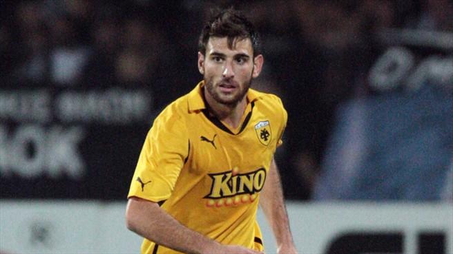 Nikos Karabelas se incorpora al Levante