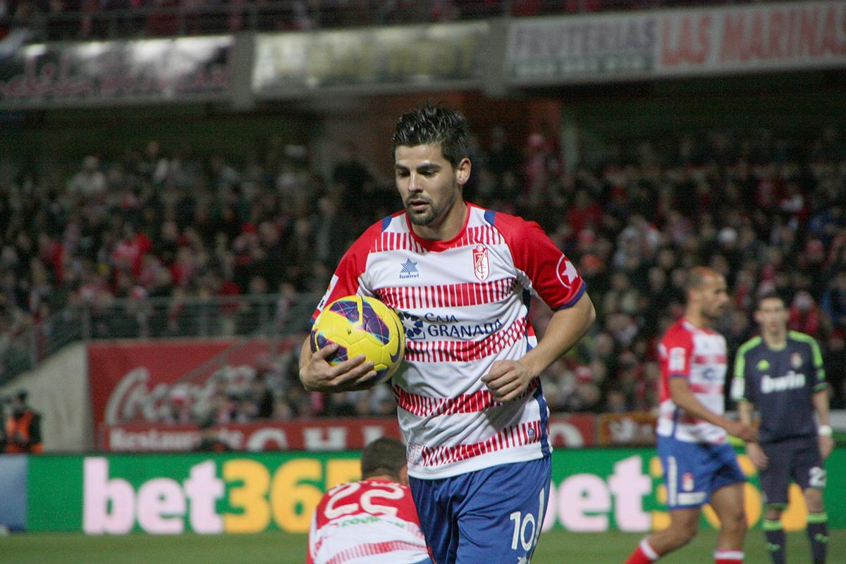 Estadísticas Granada CF 2012-13