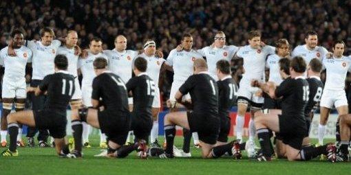 Nouvelle-Zélande-France, le début du duel
