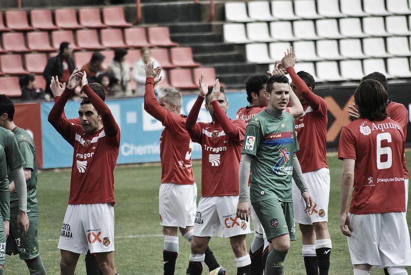 El Nàstic marca los playoffs como objetivo tras ganar al cuarto clasificado