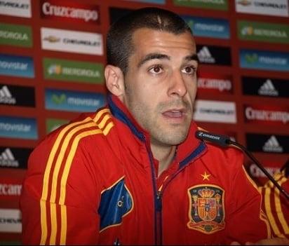 """Negredo: """"Es un premio estar en esta Eurocopa"""""""