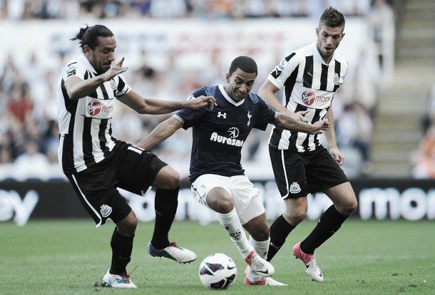 El Newcastle se impone ante un Tottenham que acumula ocho años sin ganar en St. James Park
