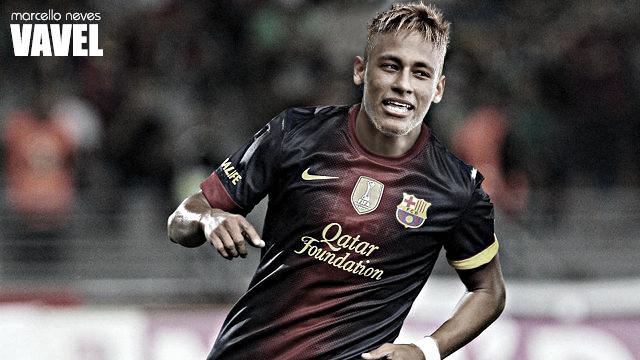 Novela termina, Neymar deixa o Santos e acerta com o Barcelona