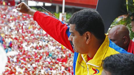 Nicolás Maduro, nuevo presidente de Venezuela