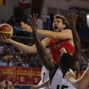 Así ha sido la pretemporada de la selección española de baloncesto (I)