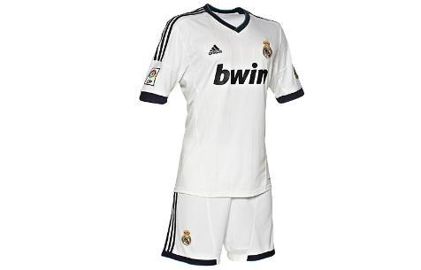 El Real Madrid presenta sus dorsales