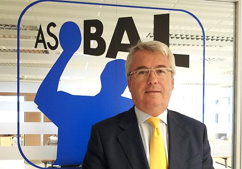 Eduard Coll i Poblet es el nuevo presidente de ASOBAL