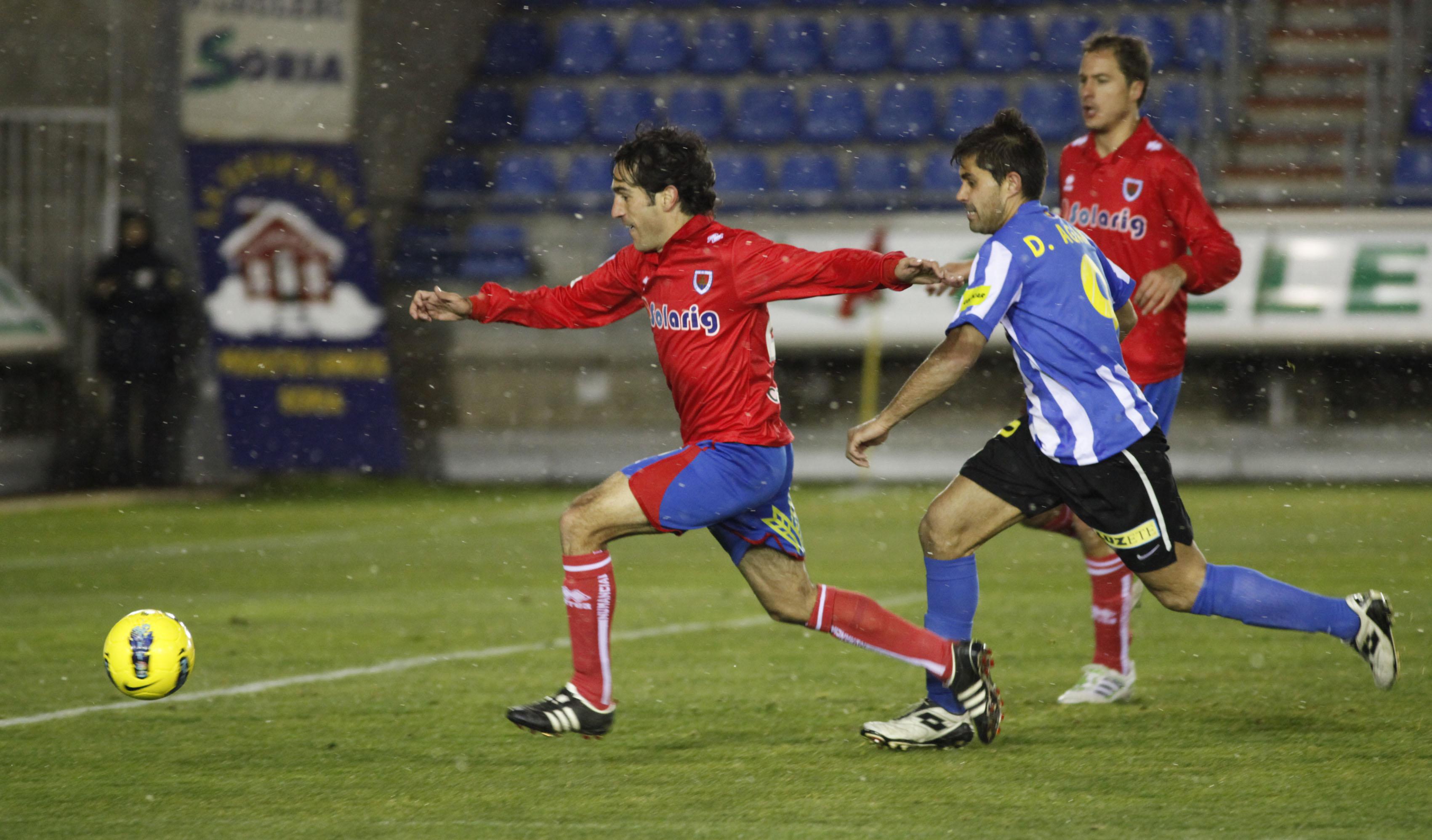 Hércules - Numancia: objetivo playoff