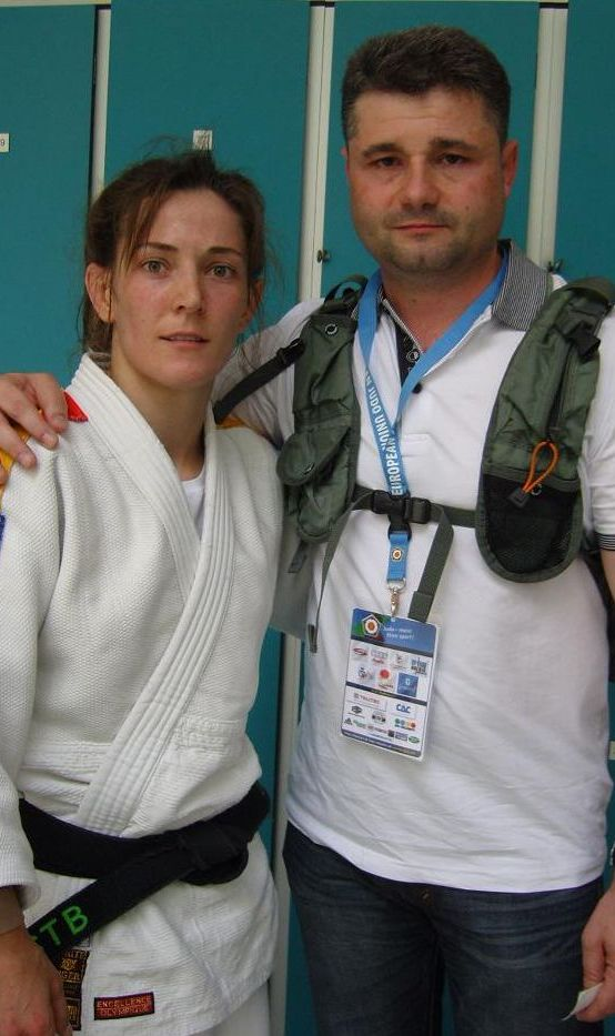 Los entrenadores de judo desacreditados