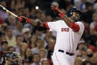 Los Red Sox siguen apoyándose en David Ortíz