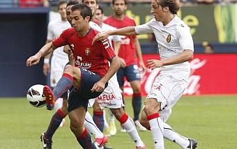 Osasuna - Mallorca: puntuaciones del Mallorca, jornada 4