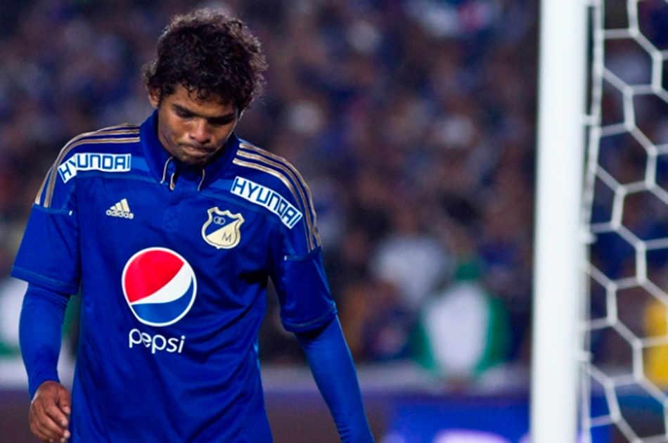 Millonarios le gana a Medellín un partido vital para seguir en carrera