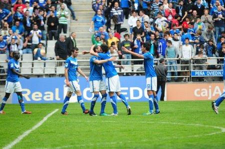 El Oviedo no puede permitirse más tropiezos