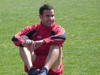 """Íñigo López: """"Se puede dar más en defensa pero también en ataque. Esto es una cosa colectiva"""""""