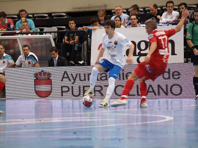ElPozo Murcia vuelve a tropezar ante Umacon Zaragoza