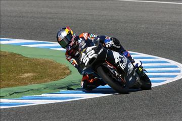Kent cierra los test de Jerez marcando el mejor tiempo