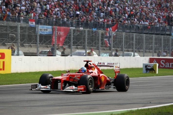 """Alonso: """"La ventaja que tengo es muy pequeña"""""""