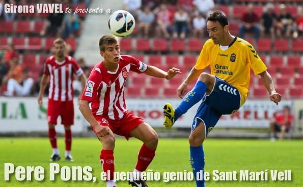 Torres de Palau: Pere Pons, el pequeño genio de Sant Martí Vell