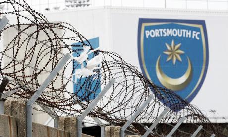 Portsmouth, la odisea de la liquidación