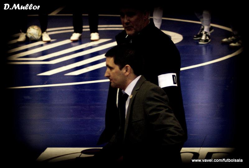 """Entrevista. Sergio Mullor: """"Mi representante está trabajando mucho por conseguir algo"""""""