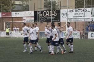 """Reparto de puntos entre Prat y Levante """"B"""""""