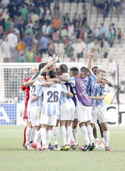 """Joaquín: """"Hemos hecho historia metiéndonos en Liga de Campeones"""""""
