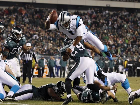 Philadelphia corta la racha de los Panthers y se hunde en la suya