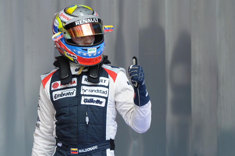 "Pastor Maldonado: ""Ha sido una carrera inolvidable"""