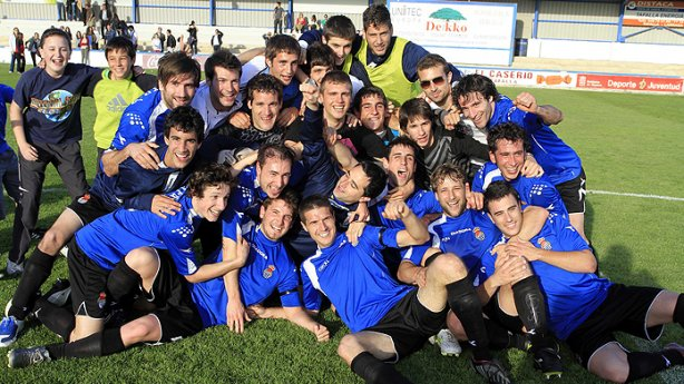 Fase de ascenso: Peña Sport - Logroñés, primer asalto